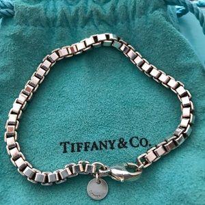 Tiffany &Co. Venetian link bracelet